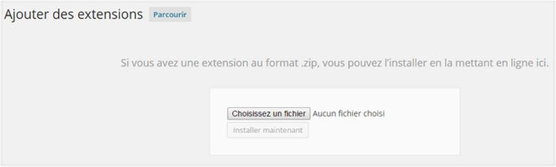 Comment installer un formulaire de contact sur WordPress-1