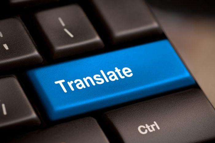 Reecriture et traduction des textes anglais